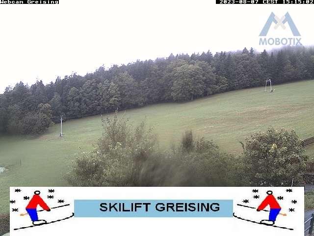 Webcam Skilift Greising
